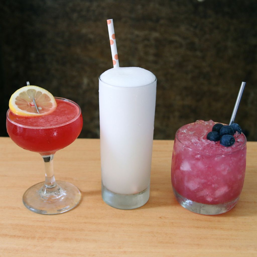 3 Red, White, And Blue Drinks For The Fourth Of July