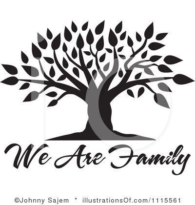 Blank Family Tree Clip Art family reunion Pinterest - blank family tree