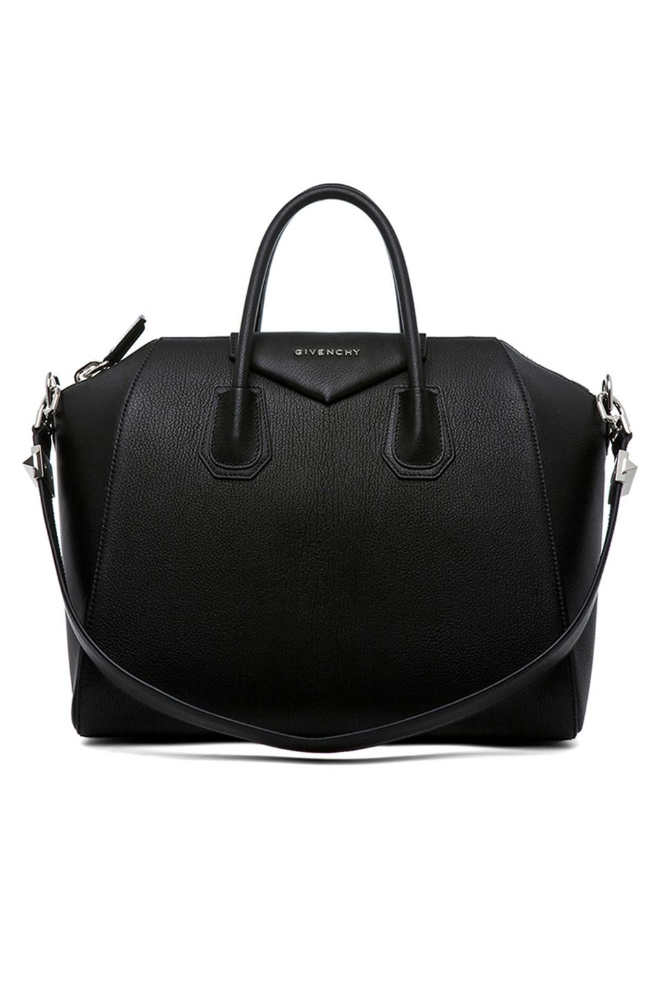 Givenchy - Medium Antigona in Matte Black  1199.99  b23622ef5a47c