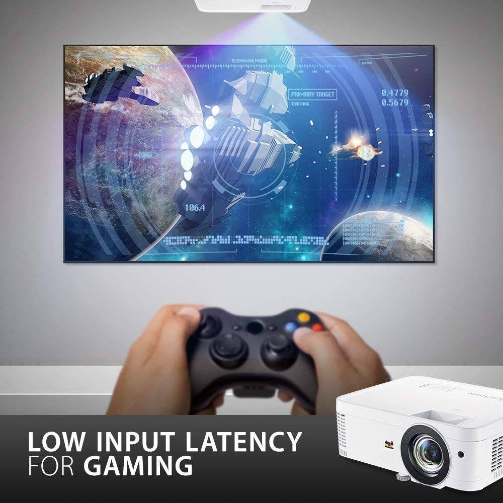 Enter To Win A Viewsonic Projector From Mindseed TV, $699