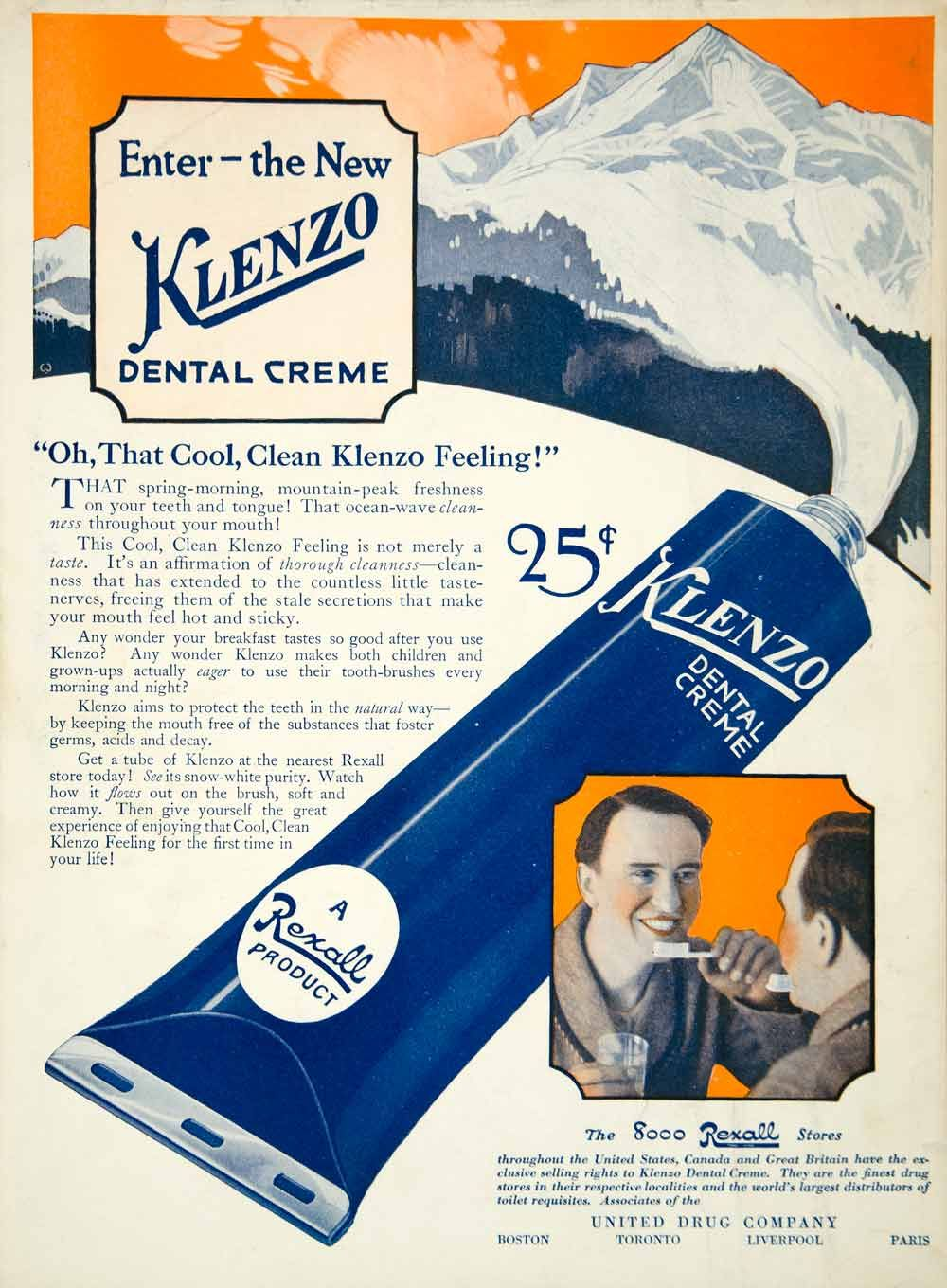 Vintage Ads, Original Advertising and Illustrations items