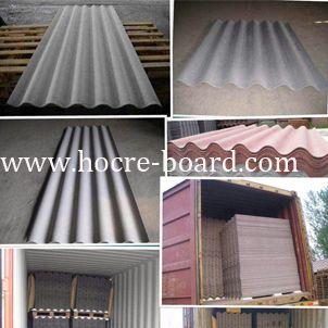 Big Six Fiber Cement Roofing Sheet