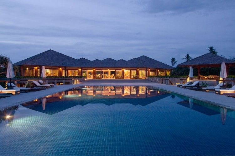 5 Star Amanpulo Resort By Aman Resorts フィリピン旅行 高級ホテル リゾート