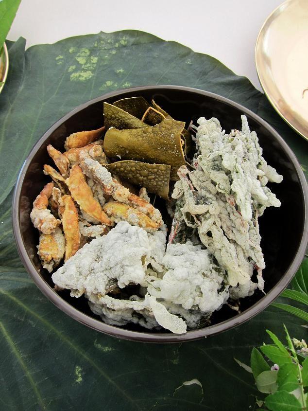 Korean Temple Food - 한국사찰음식