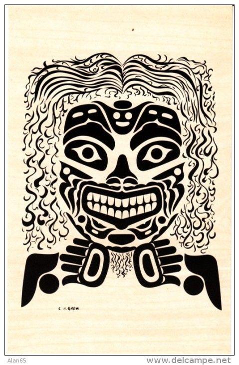 Pacific Northwest Coast Form-line Art 598ef909f
