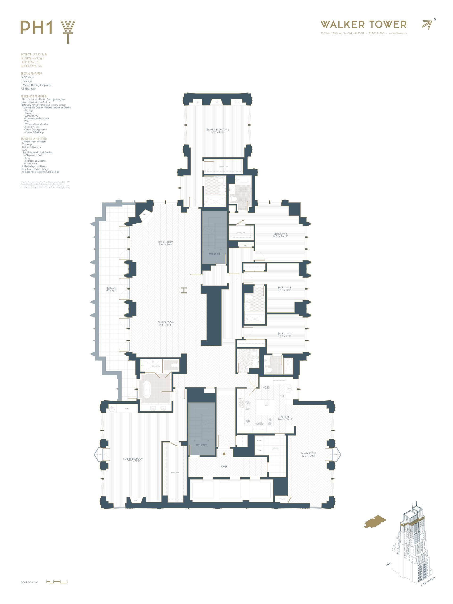 Opus Hong Kong Floor Plan