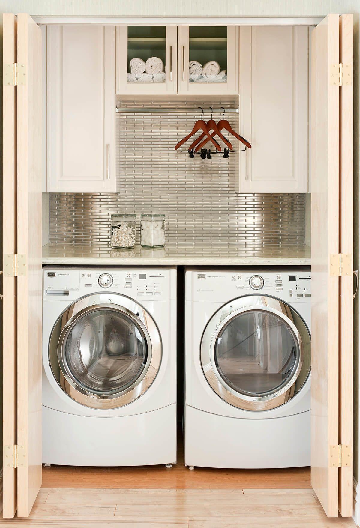 E Age Closet Surprise Laundry Room