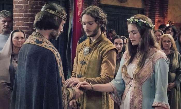 「last kingdom wedding」の画像検索結果