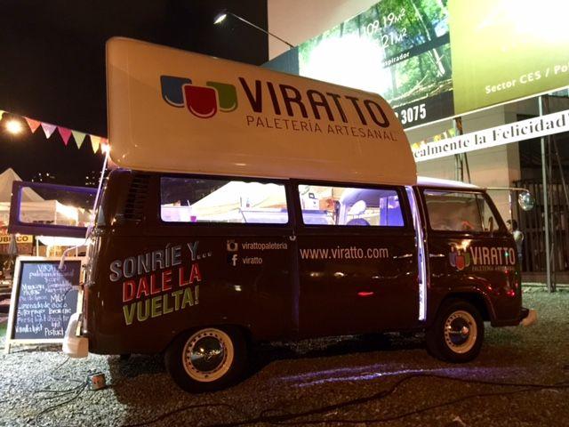 Food Truck VIRATTO