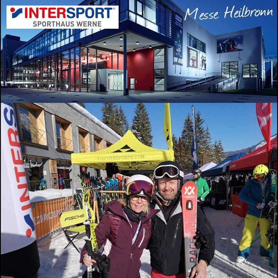 Am Wochenende Waren Wir In Heilbronn Zur Messe Und Haben Die Skier