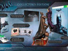 Batman: Arkham Origins UK collector's edition revealed