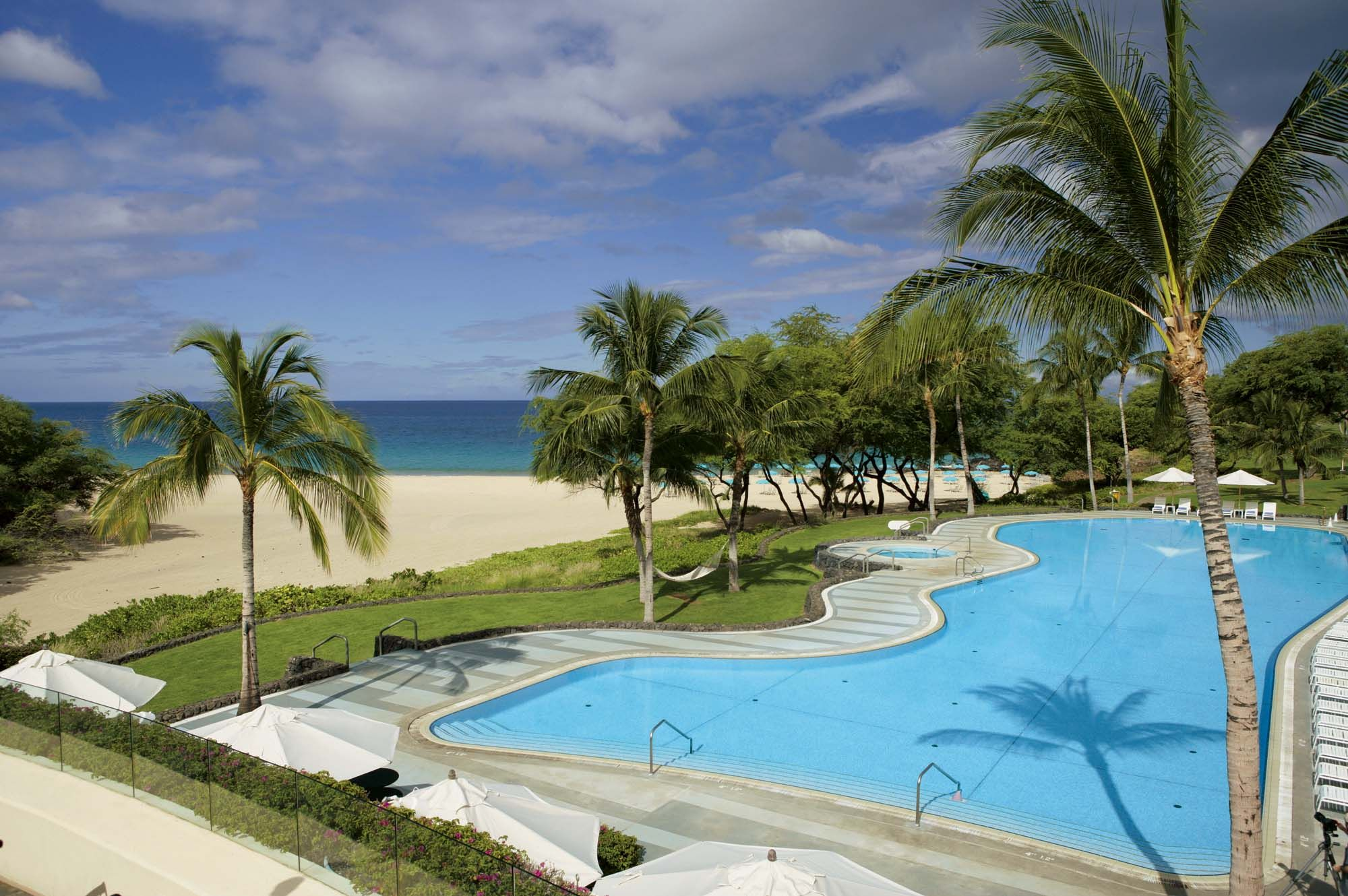 Hapuna Beach Prince Hotel Swimming Pool Hotel Swimming