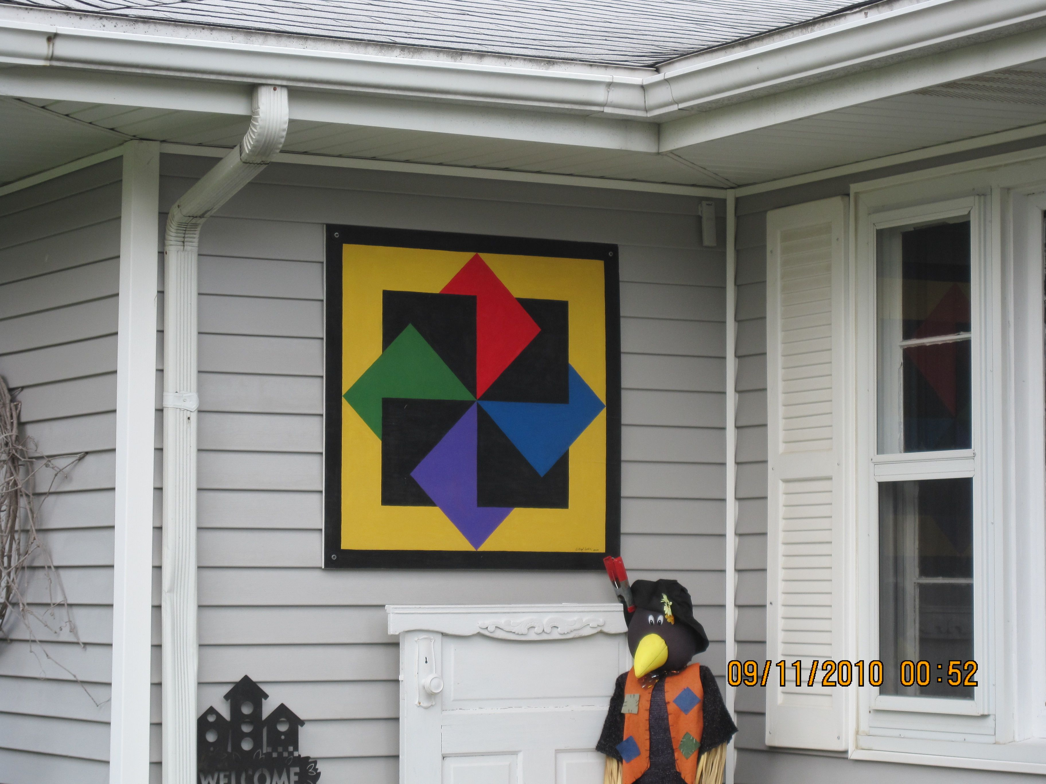Barn Quilt Squares, Stain Glass and Barn Stars   Barn quilts : quilt patterns on barns - Adamdwight.com
