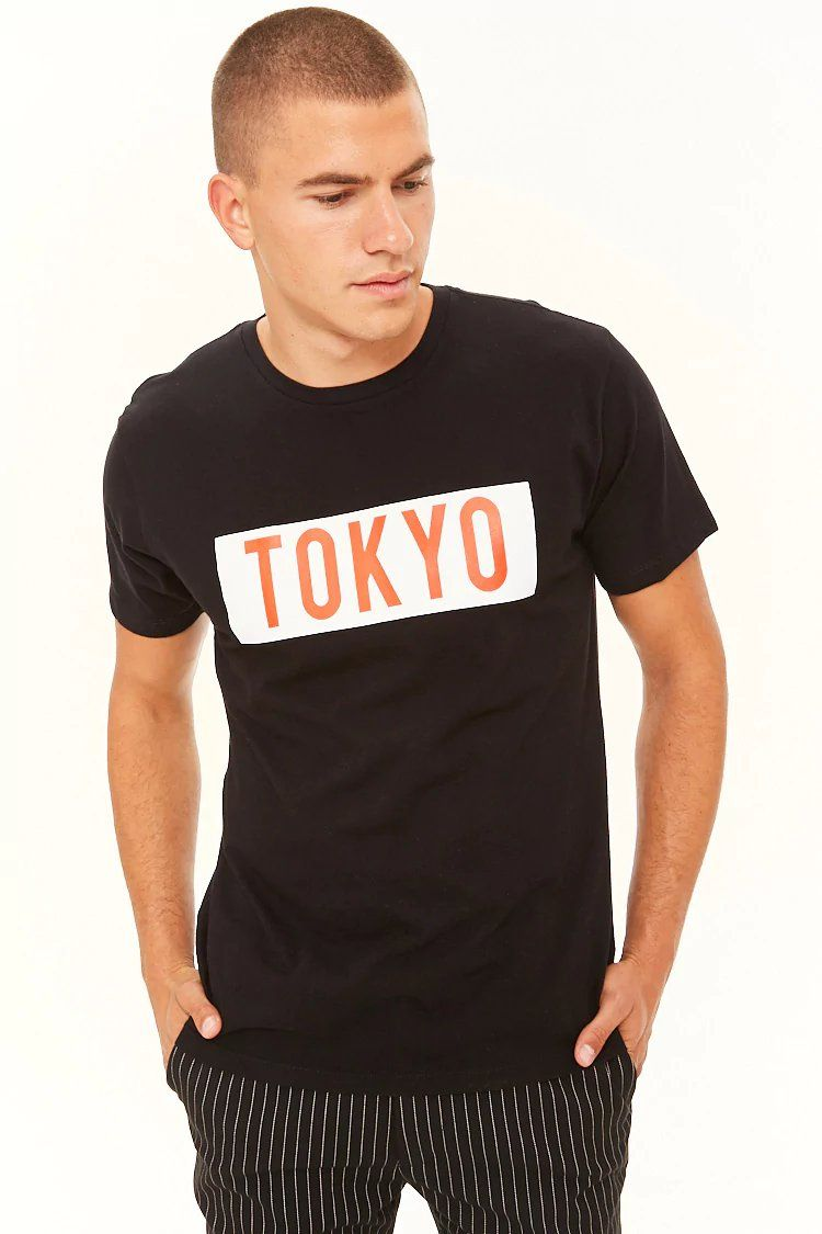 4c07daa3f87a3 Product Name Tokyo Graphic Tee