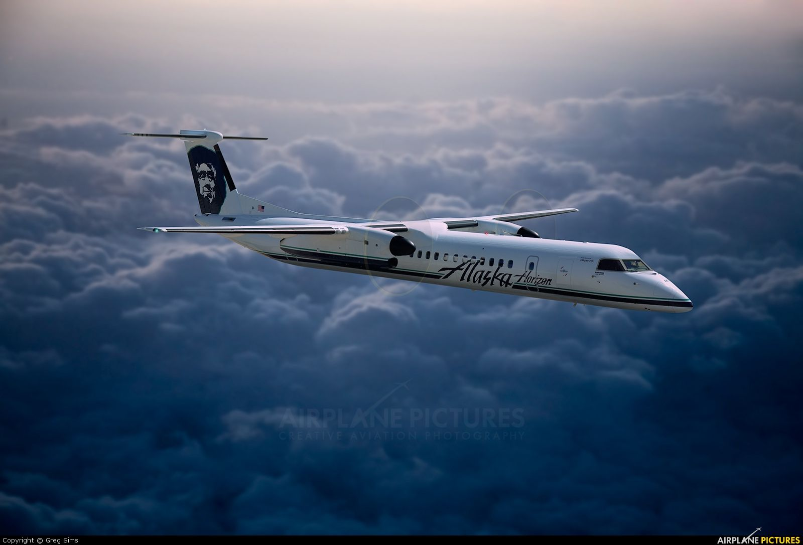 High Quality Photo Of Alaska Airlines