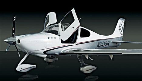 Cirrus Aircraft SR22. http://www.browsetheramp.com/