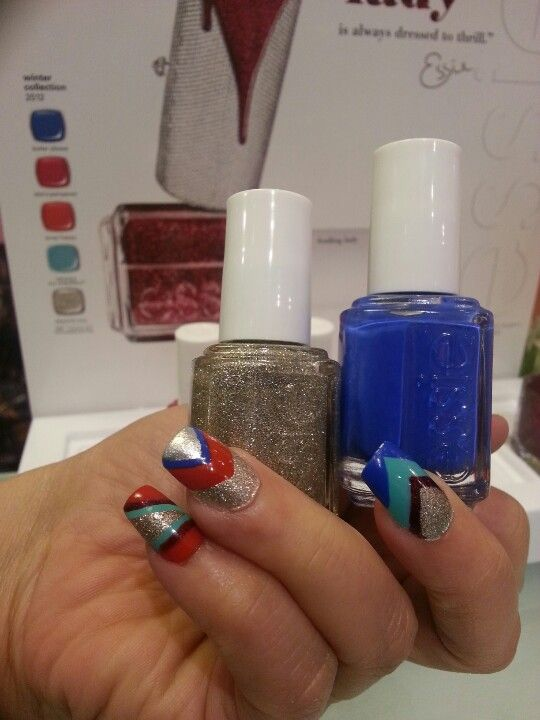 winter color | essie / winter collection 2012 | Pinterest | Winter ...