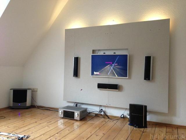 vorbauwand wohnzimmer Pinterest Tv center, Interiors and