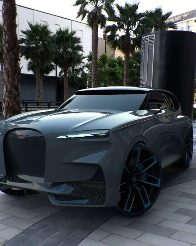 Photo of Exclusive SUV from Bugatti