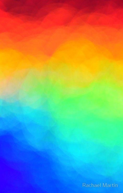 Rainbow Bokeh 2 iPhone Case & Cover