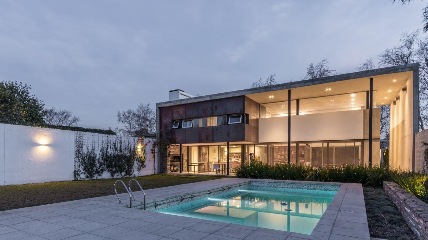 Galería - Casa En Villa Belgrano / FKB Arquitectos - 11