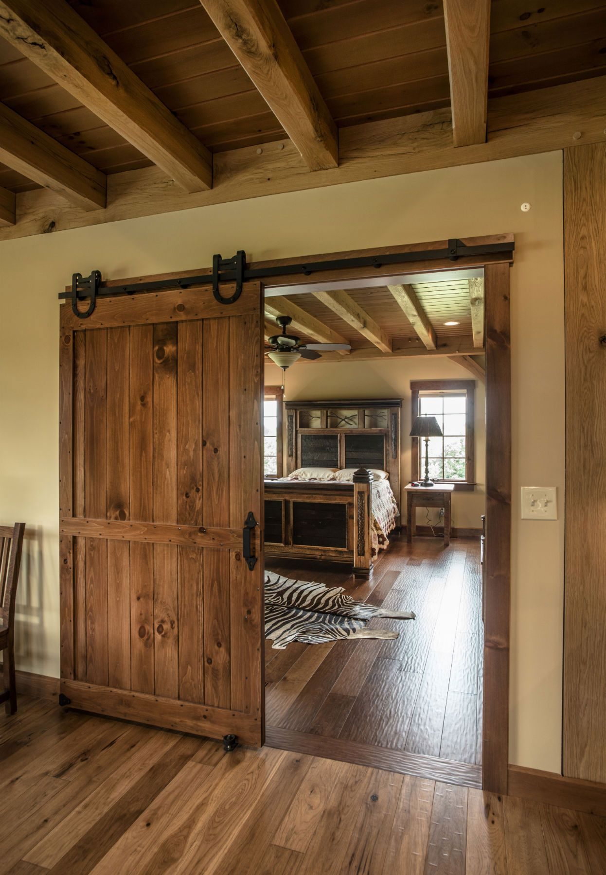 Past Projects Oak Bridge Timber Framing Bedroom Barn