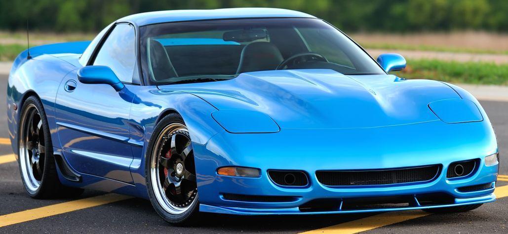 nassau blue corvette Google Search Cool sports cars