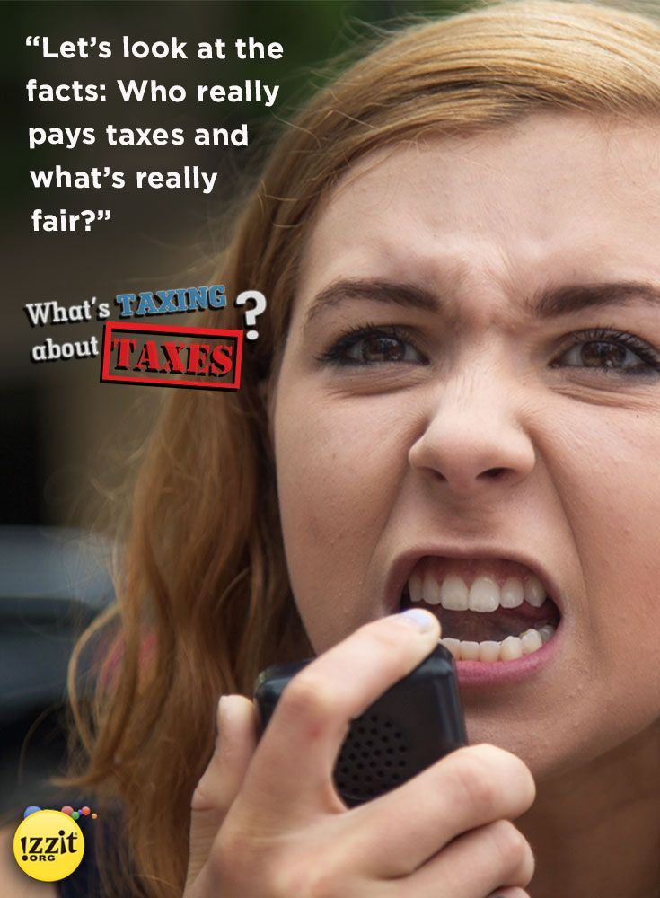 """""""Let's Look At The Facts: Who Really Pays Taxes And What's"""