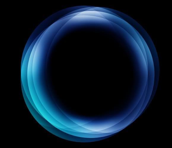 cool circle light effect in gimp gimptutorialsnet