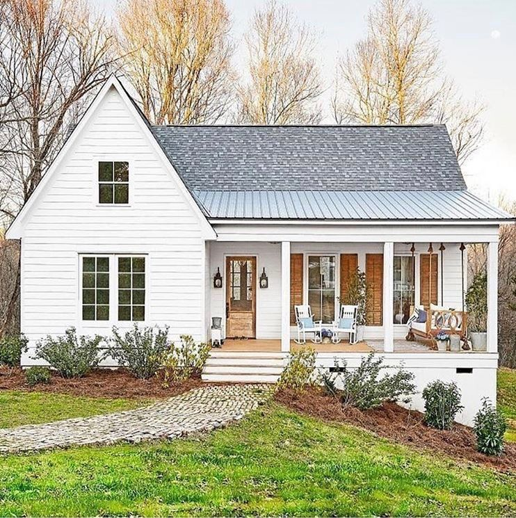Mississippi Farmhouse the new build has soul to