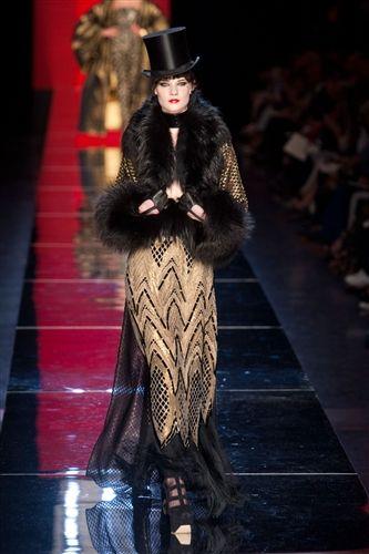 Jean Paul Gaultier's Couture Show