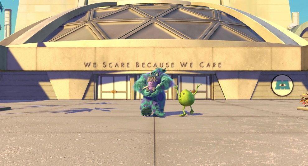 66 das cenas mais deslumbrantes dos filmes da Pixar
