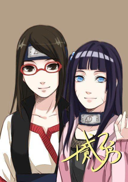 Boruto & Sarada | BoruSara | Naruto