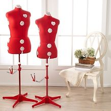 Singer® Adjustable Dressform Mannequin