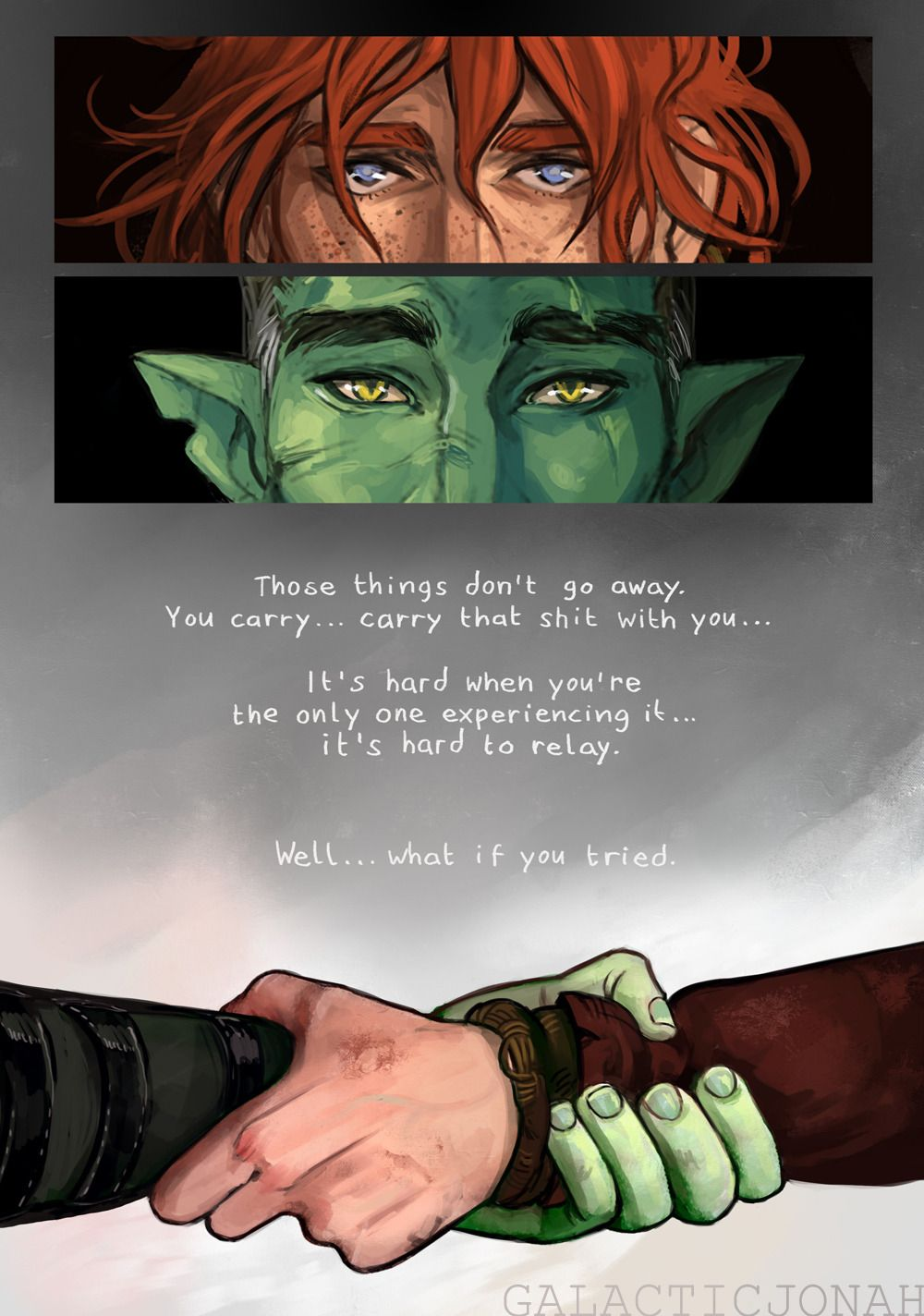 Pin by Hello World on Critical Role | Critical role characters