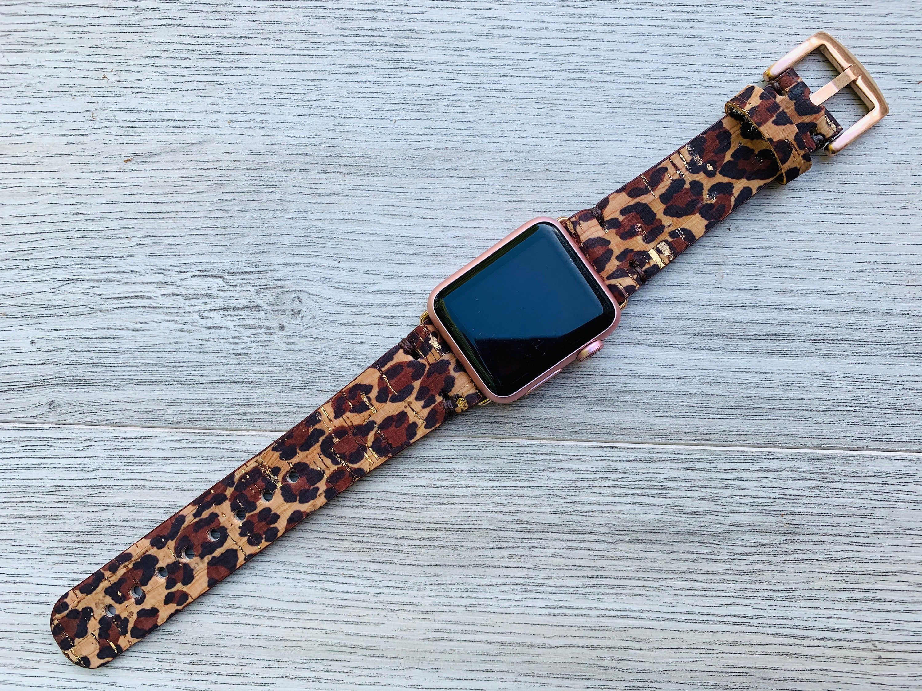 cowhide apple watch band