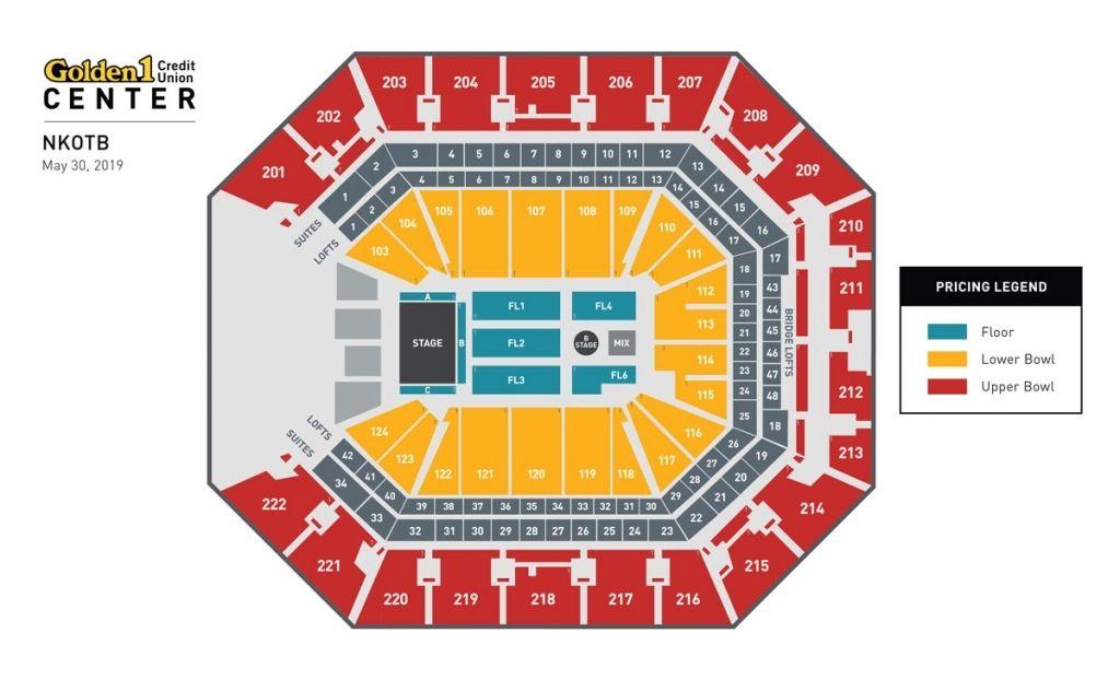 Sacramento Kings Sacramento Kings Seating Charts Reno Events