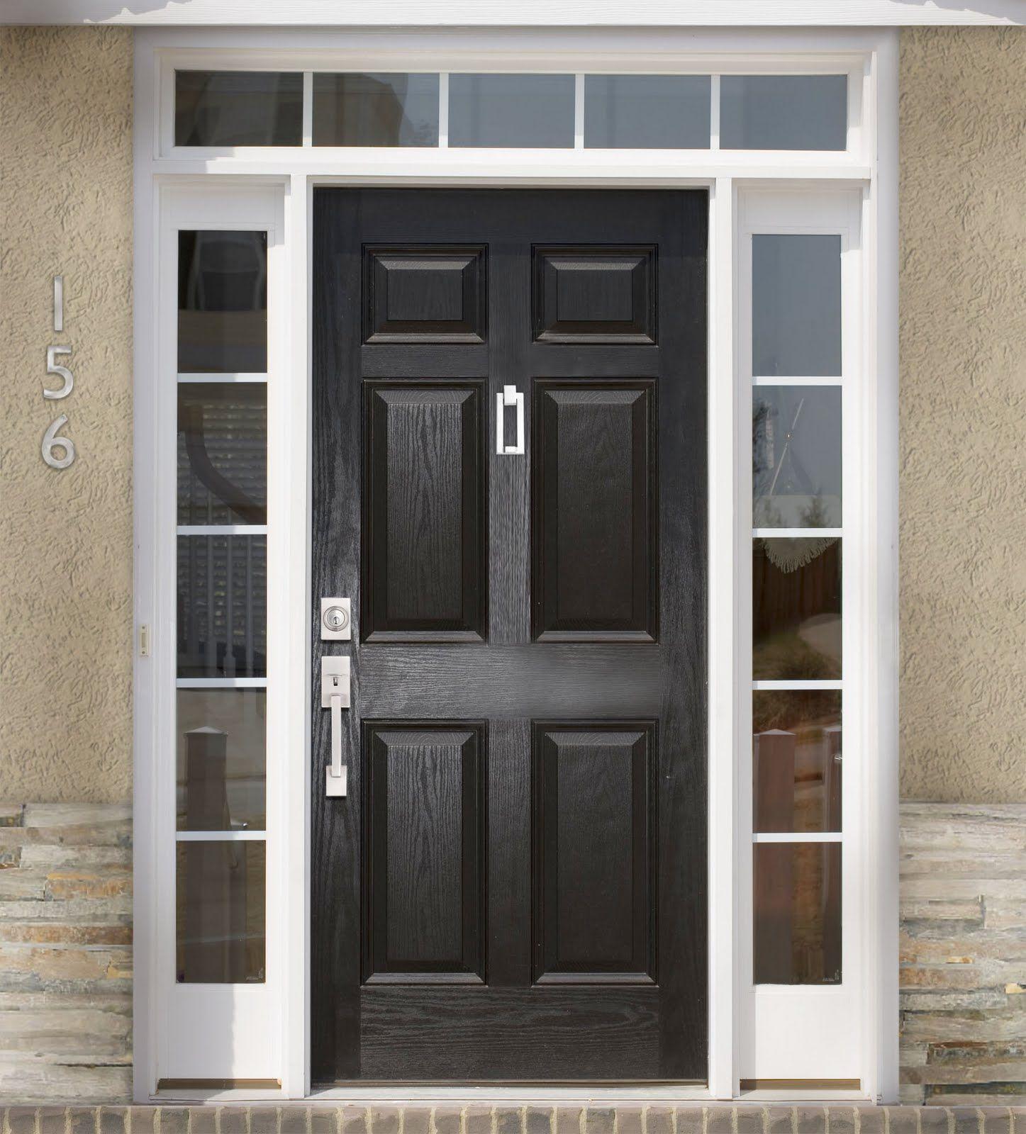 Taymor Industries Contemporary Interior Doors Home Door Design Modern Door