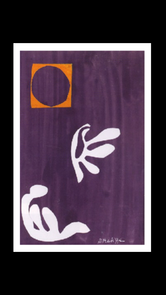 Henri Matisse - Composition (Harmonie tahitienne), c. 1945-1946 ...