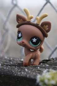 Lps Reindeer Lps Rock Pinterest Little Pets Little Pet Shop