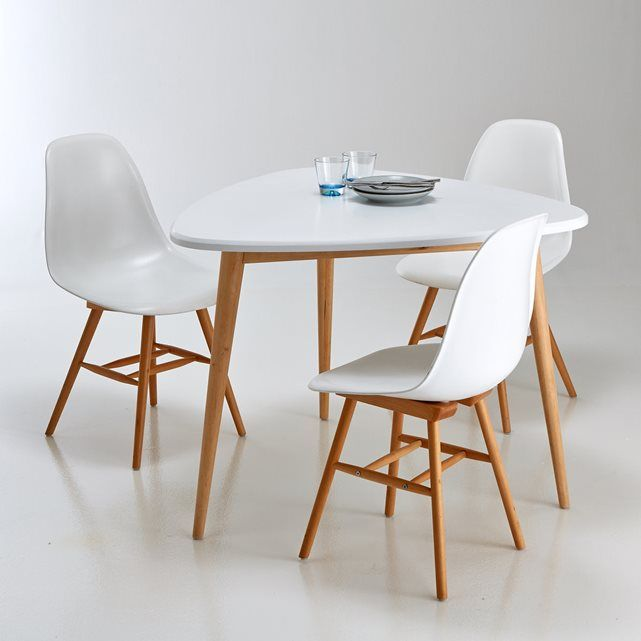 Jimi 3 Seater Dining Table Table Salle A Manger Meuble Salle A