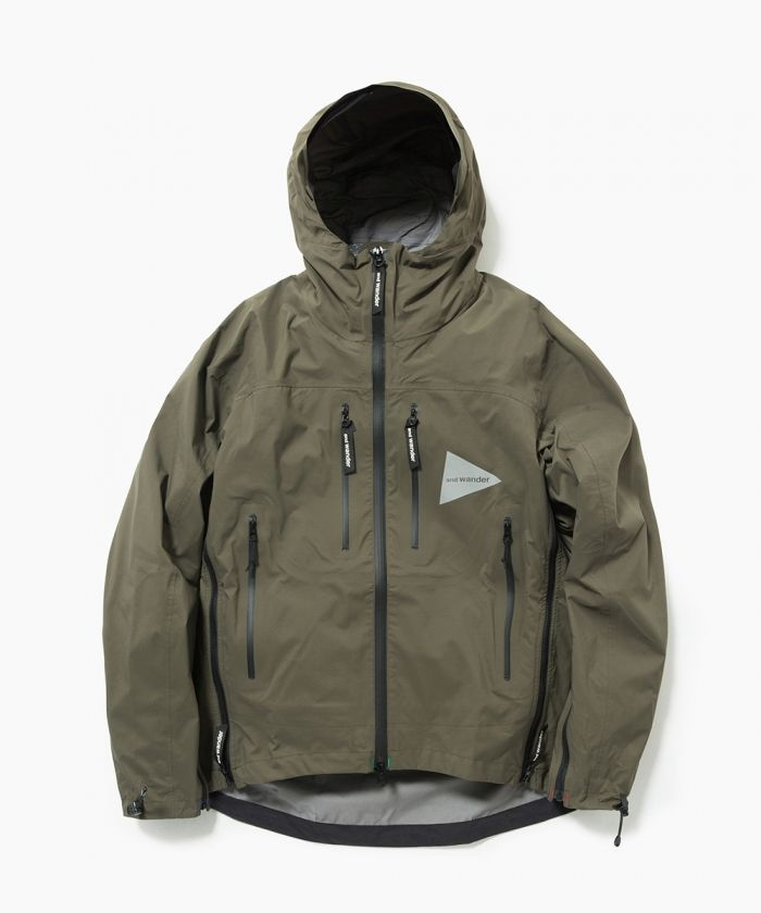 e vent rain jacket (men/women) - and wander online shop | Clothing ...