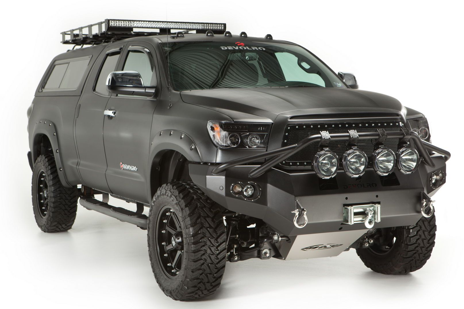 Toyota Tundra Devolro (Toyota Tundra Devolro): specifications and reviews of the owners
