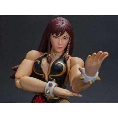 Storm Collectibles Street Fighter V Hot Chun-Li Battle Costume NYCC 2018 Figure