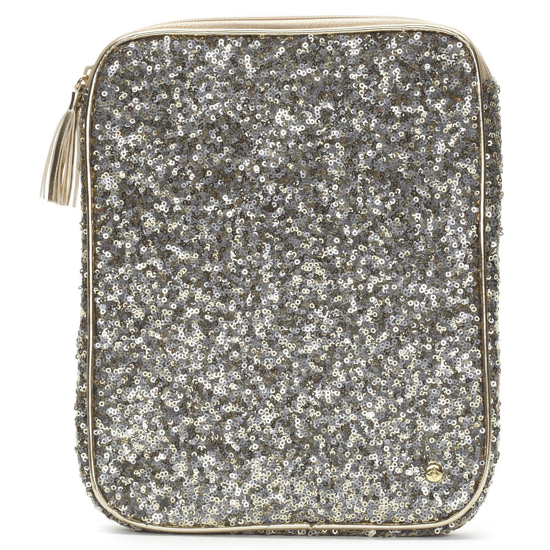 Stephanie Johnson Arctic Gold iPad Case @Layla Grayce