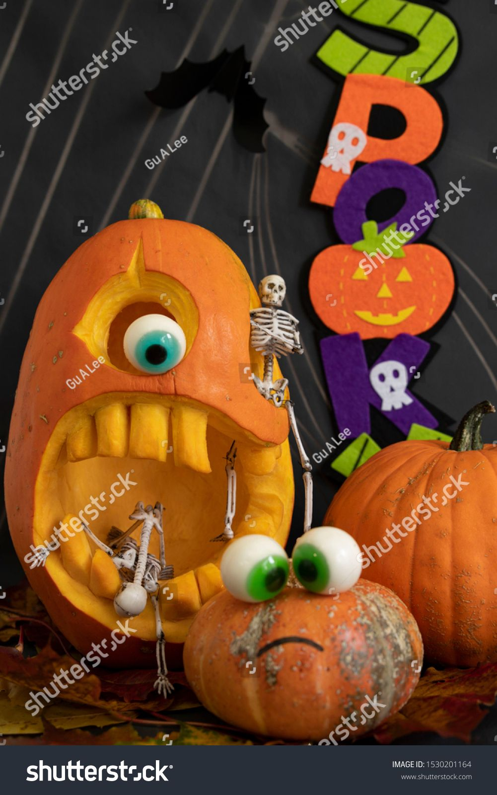Halloween  celebrated on the eve of All Saints Day A fun holiday when you can turn into something terrible and scary while having fun Pumpkin is a symbol with terrible gr...