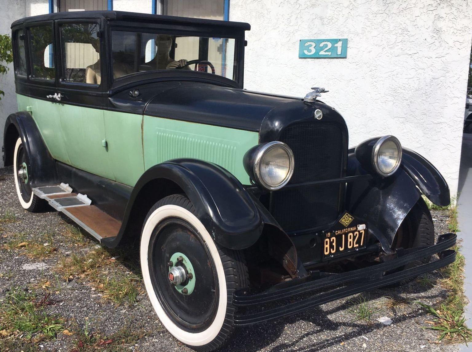 1927 studebaker presidential big 6