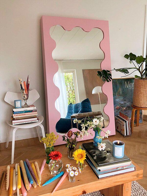 Espelho curvy: tudo o que sabemos sobre o item de decoração desejo do Instagram » STEAL THE LOOK