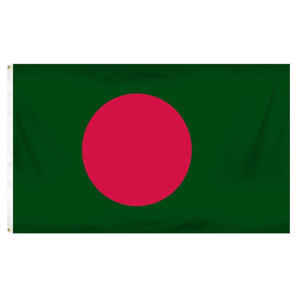 3x5 Bangladesh Flag 3/'x5/' Banner Brass Grommets fade resistant