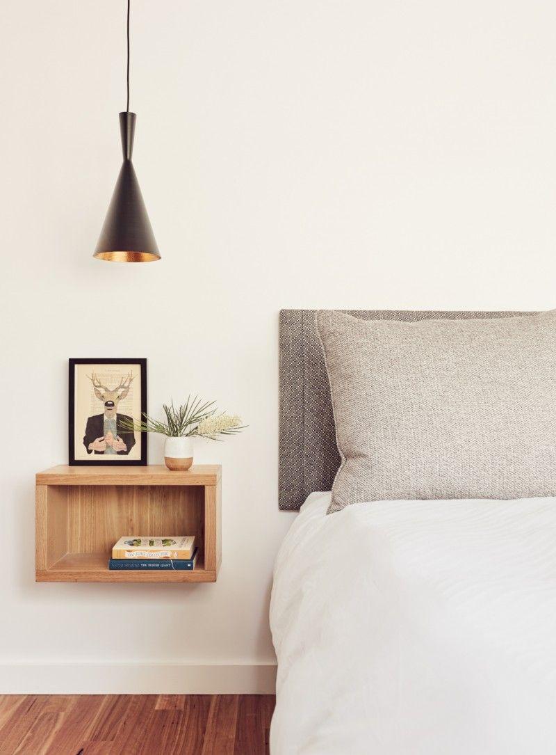 Blackburn House Minimalist Bedside Table Bedroom Bedside Table